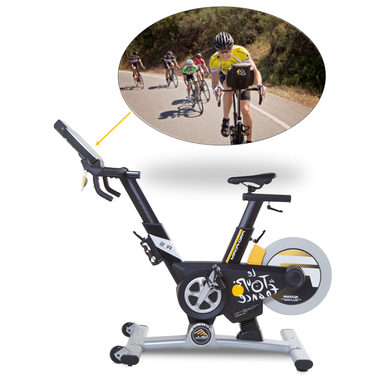 Quel est le poids d'un vélo du Tour de France ?