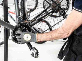 Comment demonter un pedalier vtt