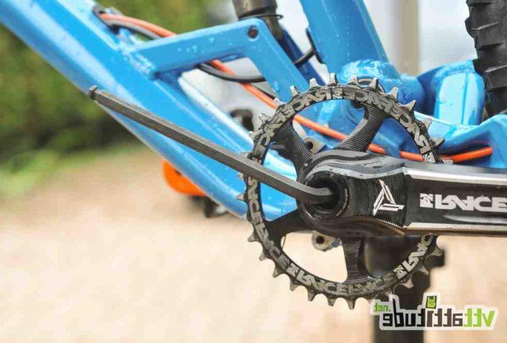 Comment enlever pedalier velo