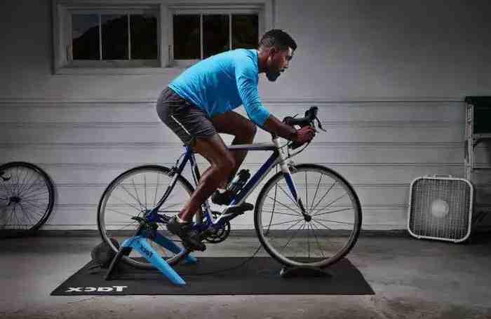 Comment utiliser un vélo d'appartement