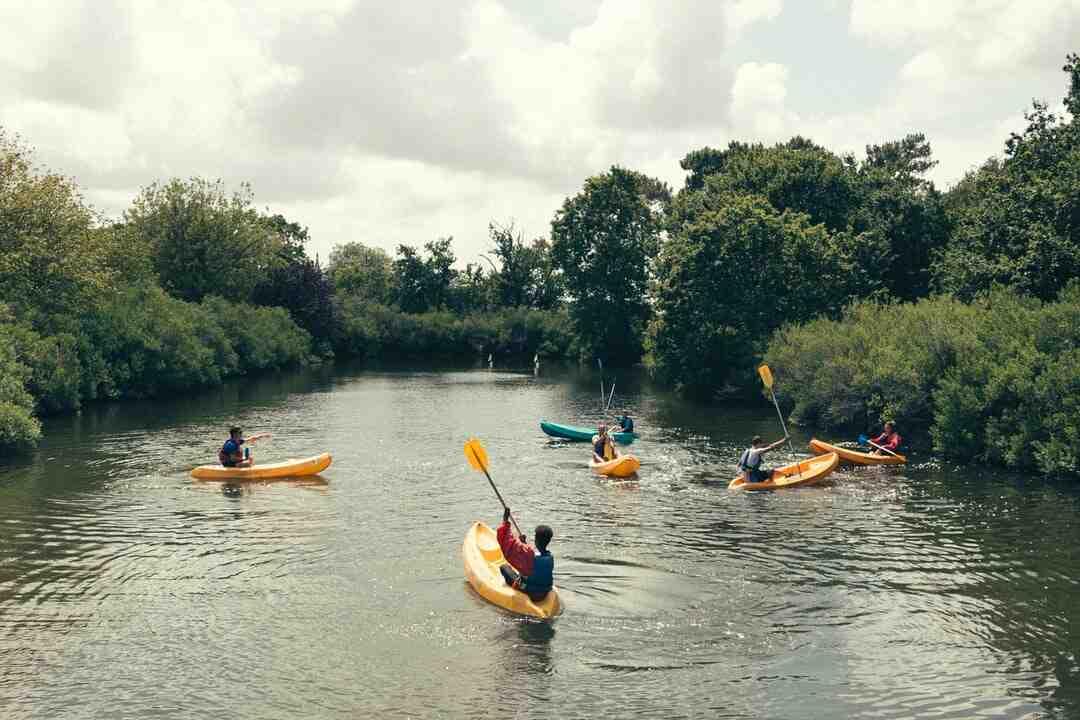 Quand faire du kayak ?