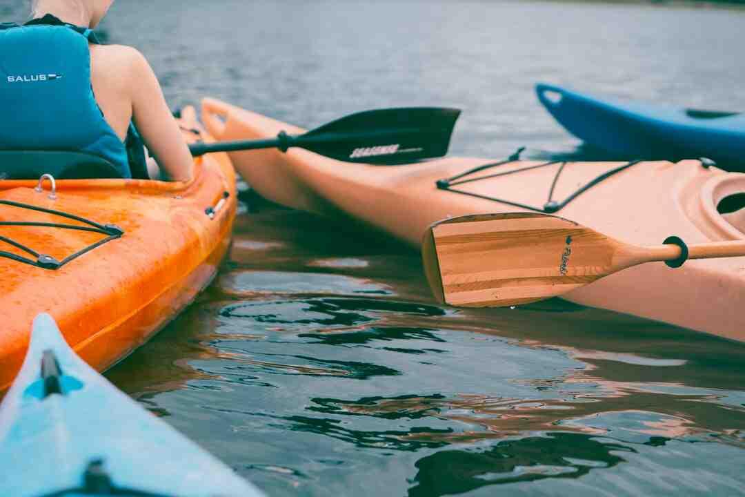 Quelle est la différence entre un kayak de mer et de rivière ?