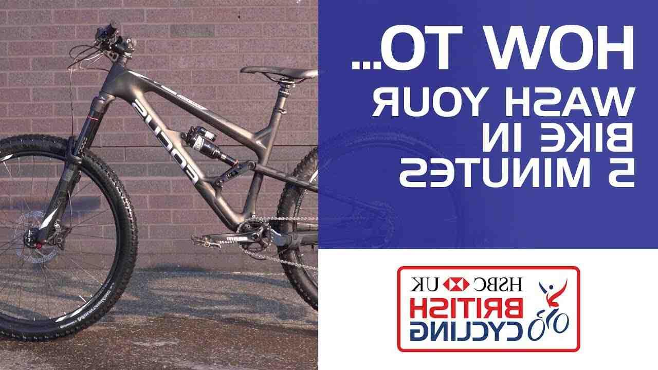 Comment bien nettoyer son vélo ?
