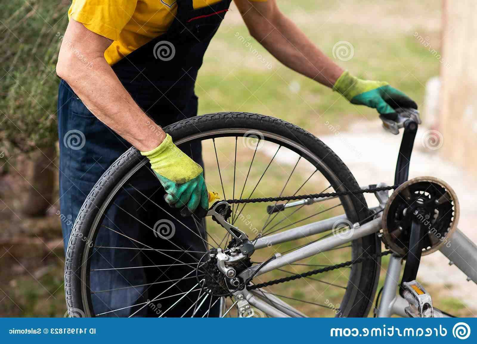 Comment graisser sa chaîne de vélo ?