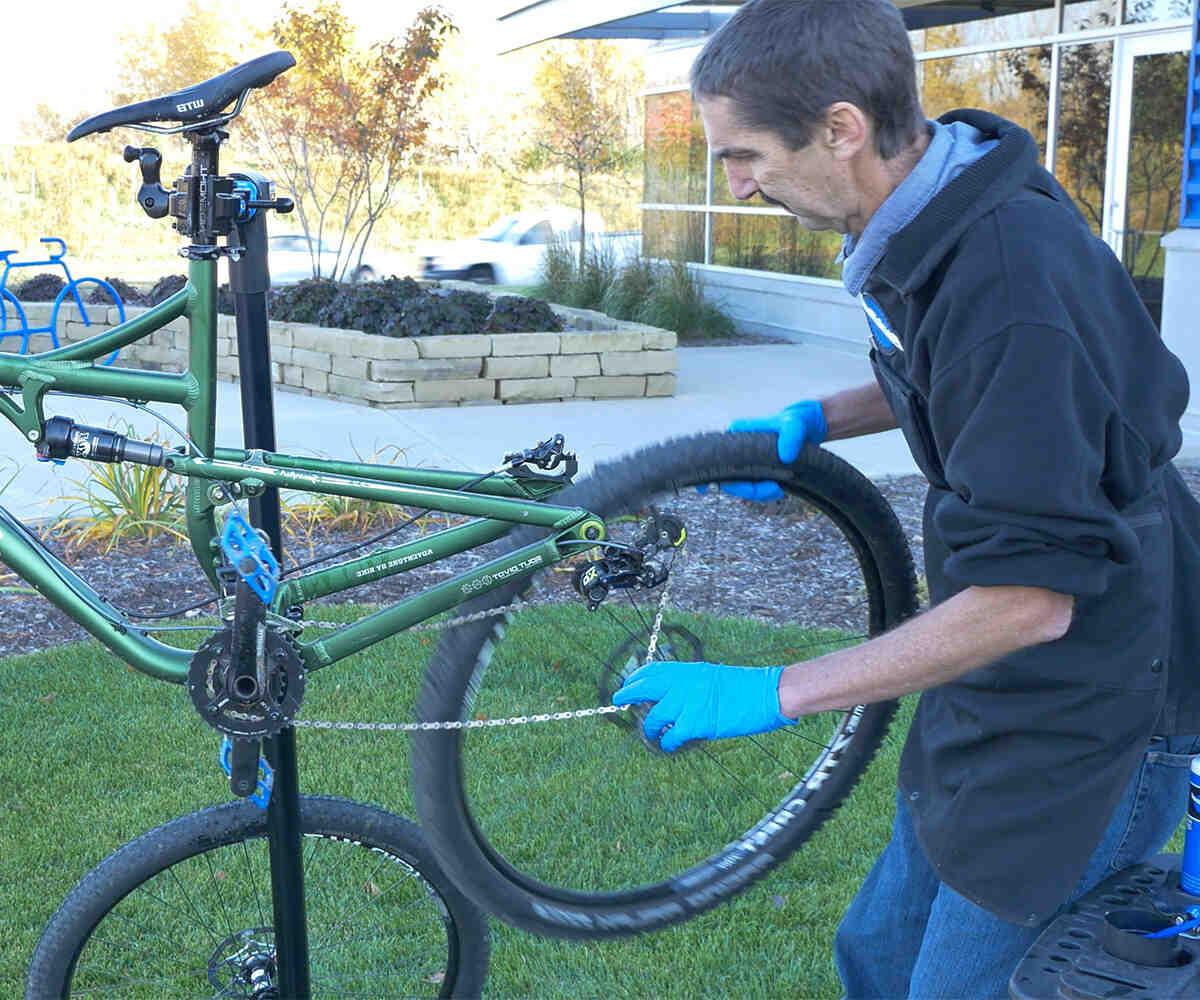 Comment laver son vélo comme un pro ?