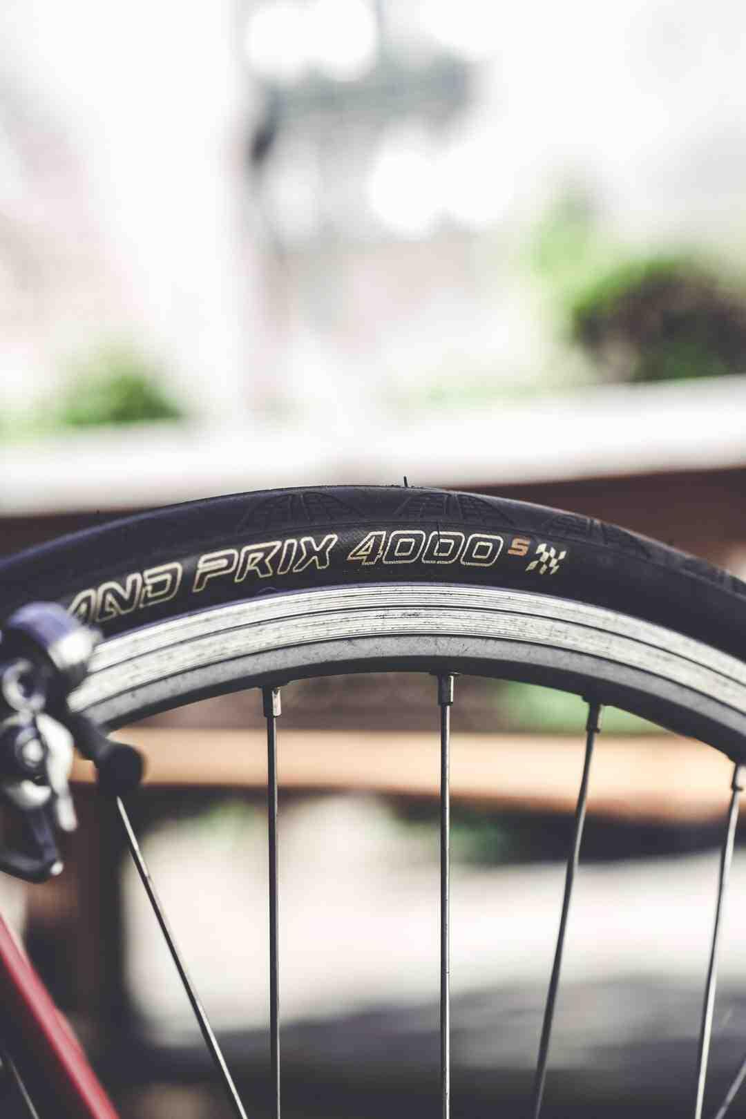Comment remettre les freins d'un vélo ?