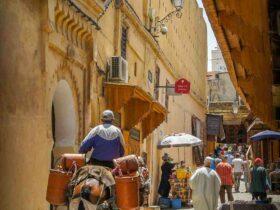 Aziz Taouzari, à vélo sur les traces de ses parents de la France au Maroc
