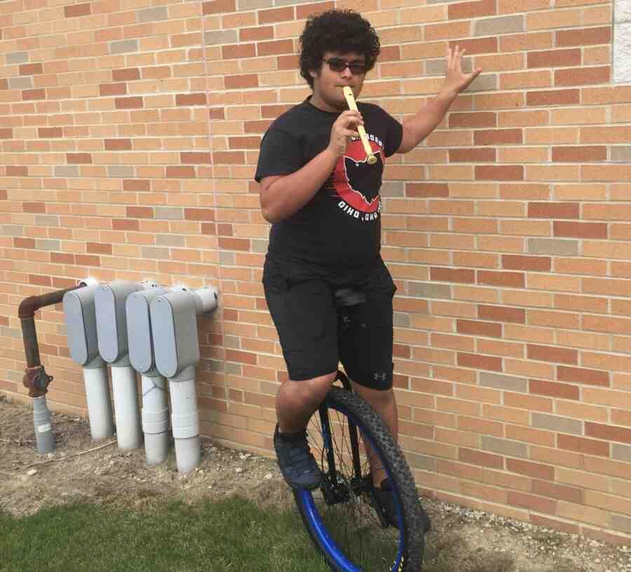 Comment  Faire du monocycle