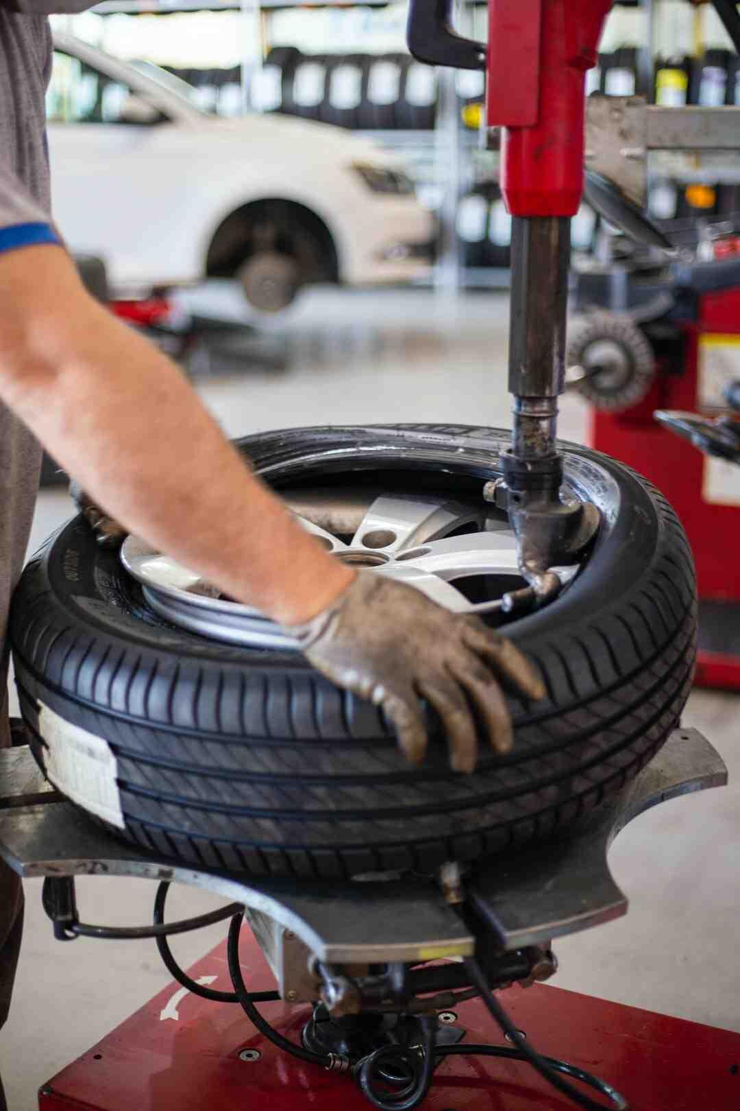 Quelle pression pour un pneu tubeless route ?