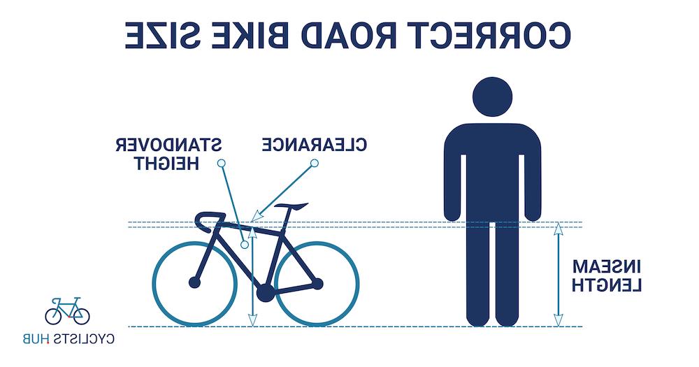 Comment mesurer la hauteur de cadre d'un vélo ?