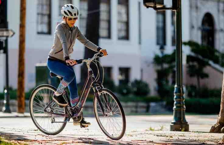 Quel est le meilleur vélo electrique VTC femme ?