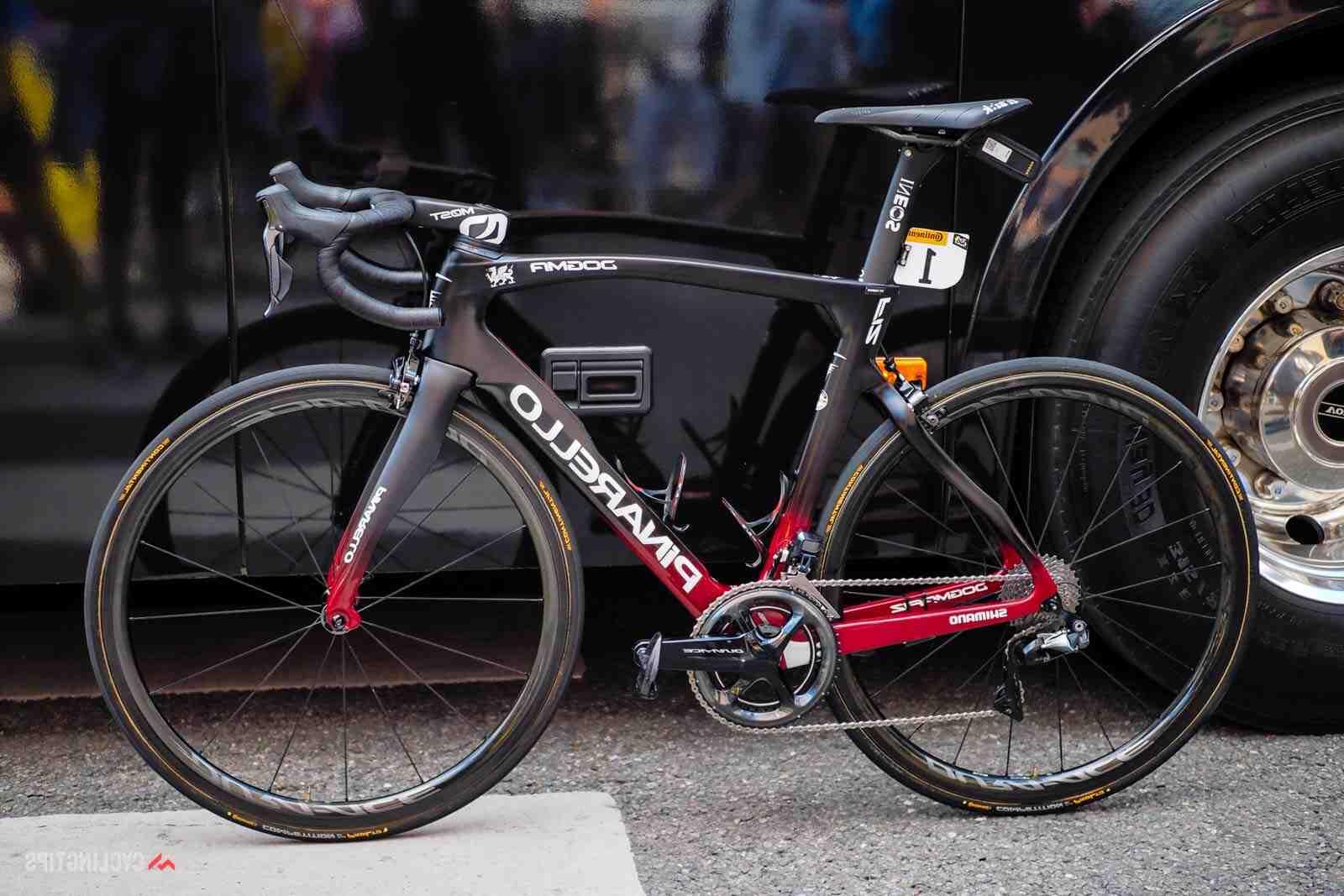 Quel est le poid d'un vélo du Tour de France ?