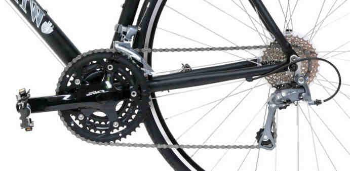 Quel est le poids d'un vélo de ville ?
