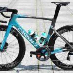 Quel est le poids moyen d'un vélo ?
