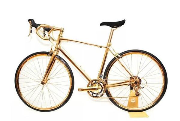 Quel est le vélo de course le plus cher du monde ?